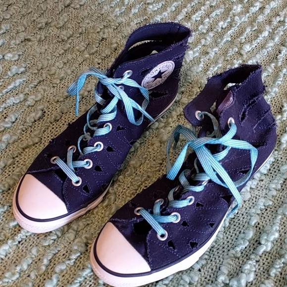 Converse Shoes - Converse Chuck Taylor 542536c Hi-ness Cutout Wedge